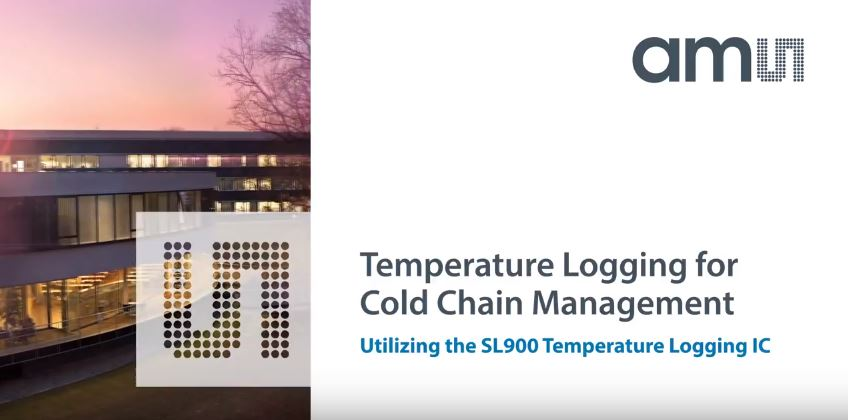Temperature Logging for Cold Chain Management
