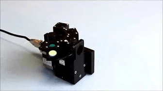 Automated Fluorescence Filter Wheel - A Video from Dover Motion