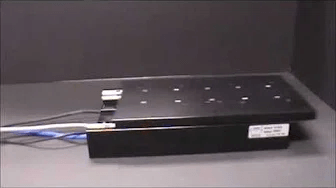 Video of a Compact, High-Performance, Direct Drive Table