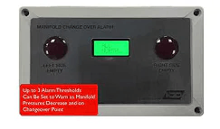Manifold Changeover Alarm - Video
