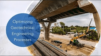 Optimize Civil Engineering and Geotechnical  Processes in Four Ways