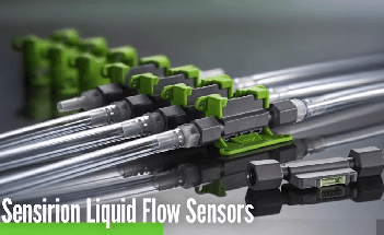 Liquid Flow Sensors: Signaling Flags