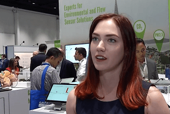 Sensirion at Sensors Expo USA 2019
