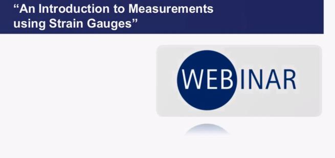 An Introduction to Measurements using Strain Gauges